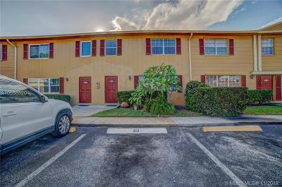 Davie Condo For Sale: 1785 SW 81st Ave #4-38