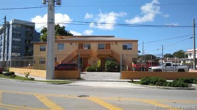 Miami-Dade County Multi Family Home For Sale: 631 NW 10 Avenue