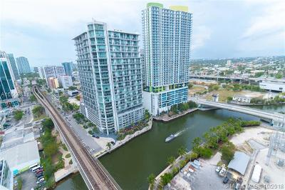 Miami Condo For Sale: 92 SW 3rd St #2705