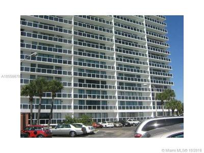 Aventura Condo For Sale: 20505 E Country Club Dr #931