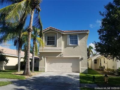 Miramar Single Family Home Active With Contract