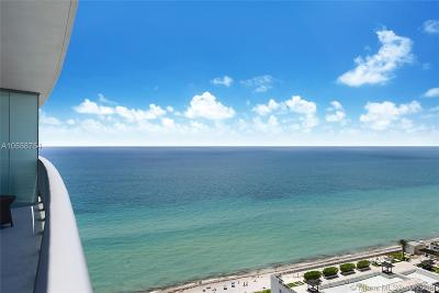 Hollywood Condo For Sale: 4111 S Ocean Dr #2011