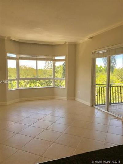 Broward County Rental For Rent: 16102 Emerald Estates Dr #304