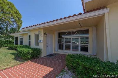 Broward County Single Family Home For Sale: 6310 NE 19th Ave