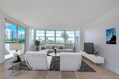 Miami Beach Condo For Sale: 20 Island Ave #301