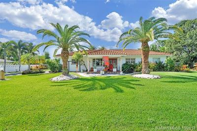 Plantation Single Family Home For Sale: 11440 Tara Dr