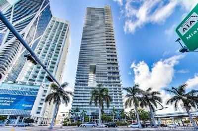 Miami Condo For Sale: 1100 Biscayne Blvd #2103