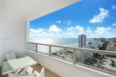 Miami Beach Condo For Sale: 4401 Collins Ave #2306