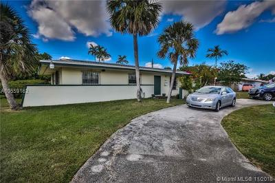 Single Family Home For Sale: 8600 SW 87th Ave