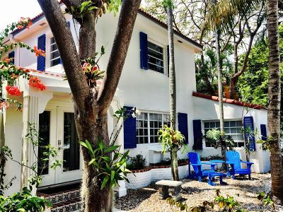 Single Family Home For Sale: 842 Espanola Way