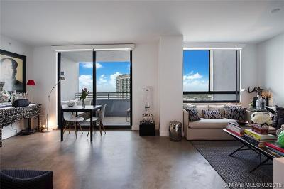 Miami Beach Condo For Sale: 1330 West Ave #2605