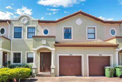 Miami-Dade County Condo For Sale: 744 NE 35th Ave