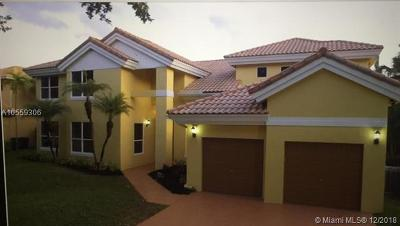 Boca Raton Single Family Home For Sale: 2650 NW 46th St