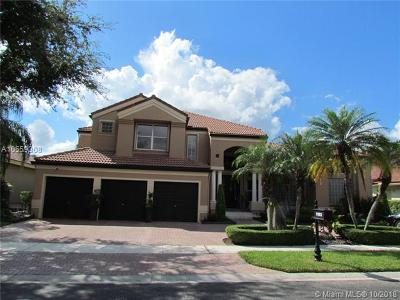 Pembroke Pines Single Family Home For Sale: 1082 SW 156th Ter