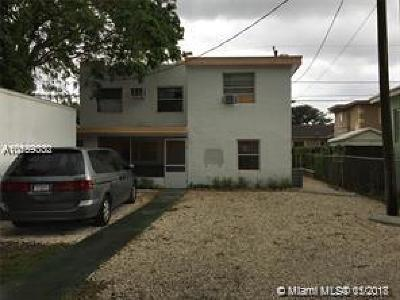 Miami-Dade County Multi Family Home For Sale: 1832 NW 46th St