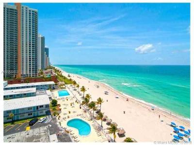 Miami-Dade County Condo For Sale: 18683 Collins Ave #902