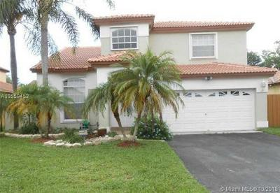 Broward County Rental For Rent: 5520 NW 51st Ave