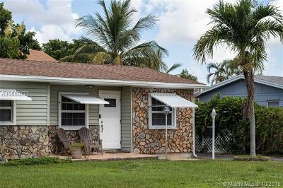 Broward County Rental For Rent: 5741 SW 54th Ter #1