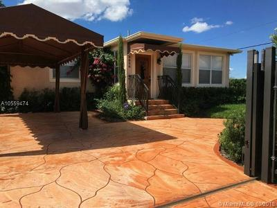 Miami-Dade County Single Family Home For Sale: 5030 E 1st Ave