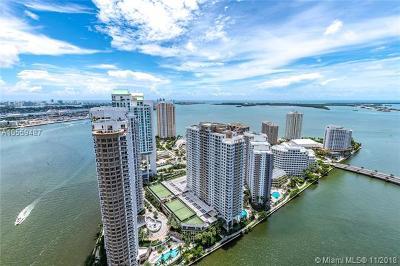 Miami-Dade County Condo For Sale: 465 Brickell Ave #4205
