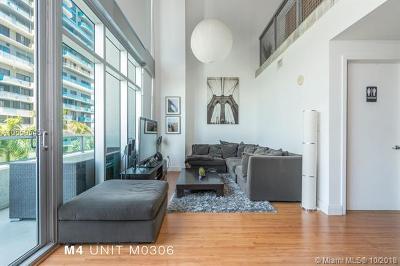 Miami-Dade County Condo For Sale: 3301 NE 1st Av #M0306
