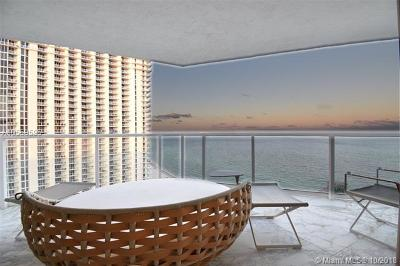 Sunny Isles Beach Rental For Rent: 16485 Collins Ave #2636