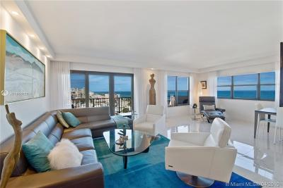 Hollywood Condo For Sale: 1201 S Ocean Dr #1002N