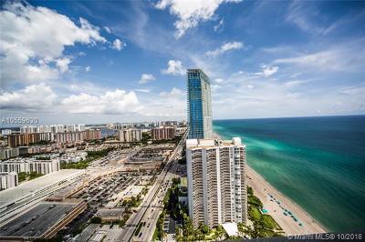 Sunny Isles Beach Condo For Sale: 16699 Collins Ave #3806