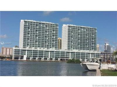 Sunny Isles Beach Condo For Sale: 400 Sunny Isles Blvd #606