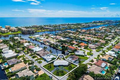 Deerfield Beach FL Single Family Home For Sale: $1,249,000