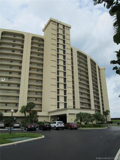 Jupiter Condo Active With Contract: 100 Ocean Trail Way #1408