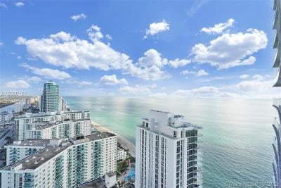 Hollywood Condo For Sale: 4111 S Ocean Dr #2706