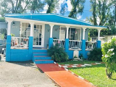 Miramar Single Family Home For Sale: 11201 SW 55 St # D12