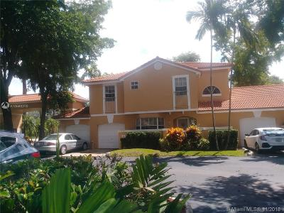 Coral Springs Condo For Sale: 11447 Lakeview Drive #1A