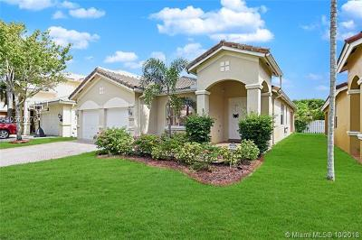 Miramar Single Family Home For Sale: 2275 SW 126th Ave