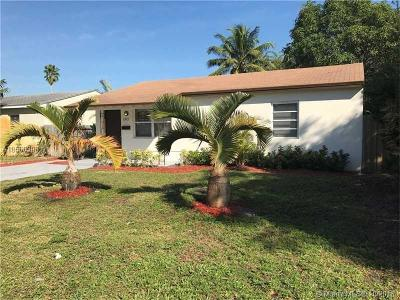 Fort Lauderdale Single Family Home For Sale: 1312 NW 1st Ave