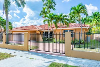 Miami Single Family Home For Sale: 3040 SW 132nd Ave