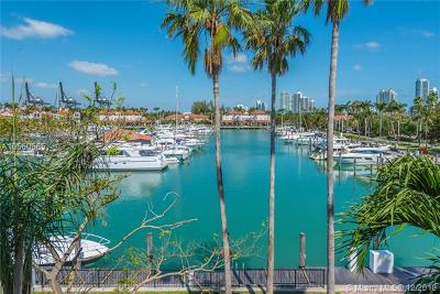 Condo For Sale: 2532 Fisher Island Dr #6302