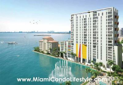Crimson Condo, Crimson Miami, The Crimson, The Crimson Condo, The Crimson Condominium Condo For Sale: 601 NE 27th St #1607