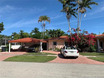 North Miami Single Family Home For Sale: 12405 Croton Rd