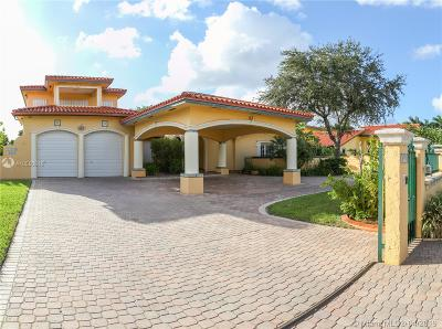 Single Family Home For Sale: 3850 SW 129th Ave