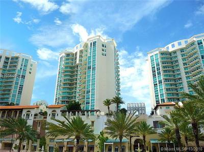 St Tropez On The Bay Iii, St Tropez/Bay 03 Condo, St Tropez/Bay Iii Rental For Rent: 250 Sunny Isles Blvd #3-705