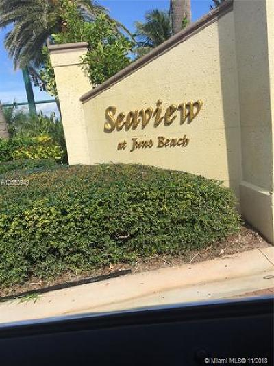 Juno Beach Condo For Sale: 758 Seaview Ave. #758