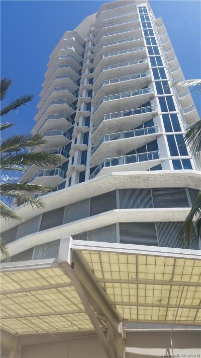 Miami Beach Rental For Rent: 6515 Collins Ave #709