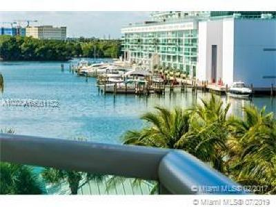 Sunny Isles Beach Condo Active With Contract: 16500 Collins Ave #356