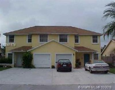 West Palm Beach Condo For Sale: 5357 Grey Fox Ct