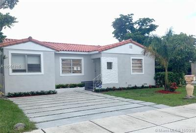 West Miami Single Family Home For Sale: 1065 SW 62nd Ave