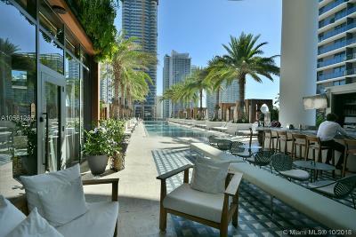 Sls Lux Brickell, Sls Lux, Sls Lux Brickell Condo, Sls Lux Brickell Hotel, Sls Lux Condo, Sls Lux Residences, Sls Luxe, Sls Luxsls Lux, Sls Lux Condominium, 801 Sma Designer Suites C, 801 Sma Residence Condo, 801 Sma Residences Condo Condo For Sale: 801 S Miami Ave #3109