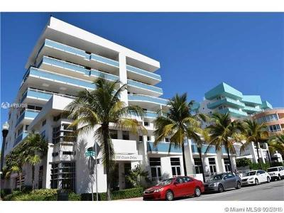 Miami Beach Condo For Sale: 200 Ocean Dr #5B