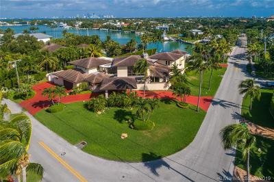 Key Biscayne Single Family Home For Sale: 501 N Mashta Drive